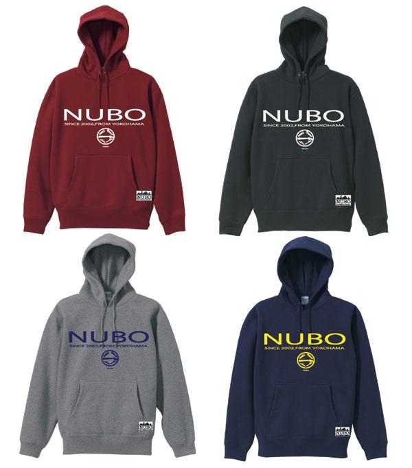 NUBOパーカー2015