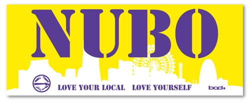 NUBO LOVE YOUR LOCAL TOWEL