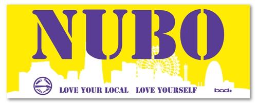 NUBO LOVE YOUR LOCAL TOWEL