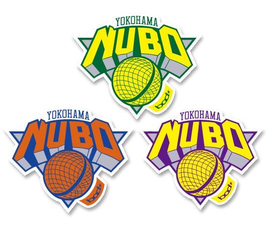 NUBOバスケットLOGO キーホルダー