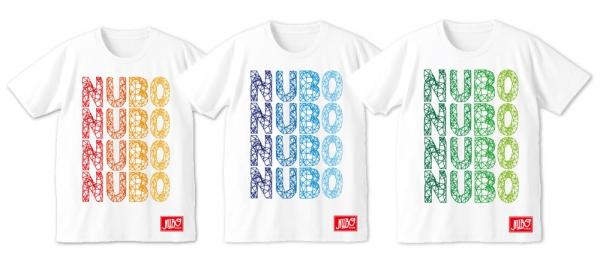 NUBO summer Tシャツ2017