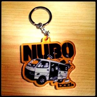 NUBO キーホルダー