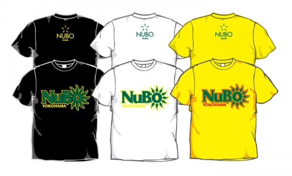 NUBO logo T-shirts