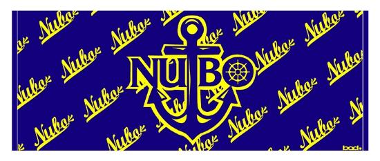 NUBO anchor towel