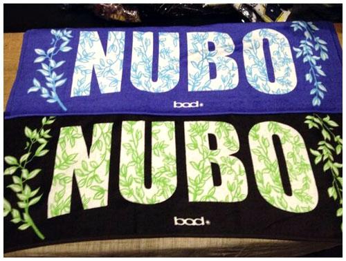 NUBOタオル2014