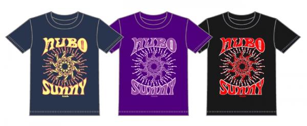 "NUBO""SUNNY""Tシャツ"