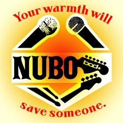 NUBO チャリティーステッカー 2014